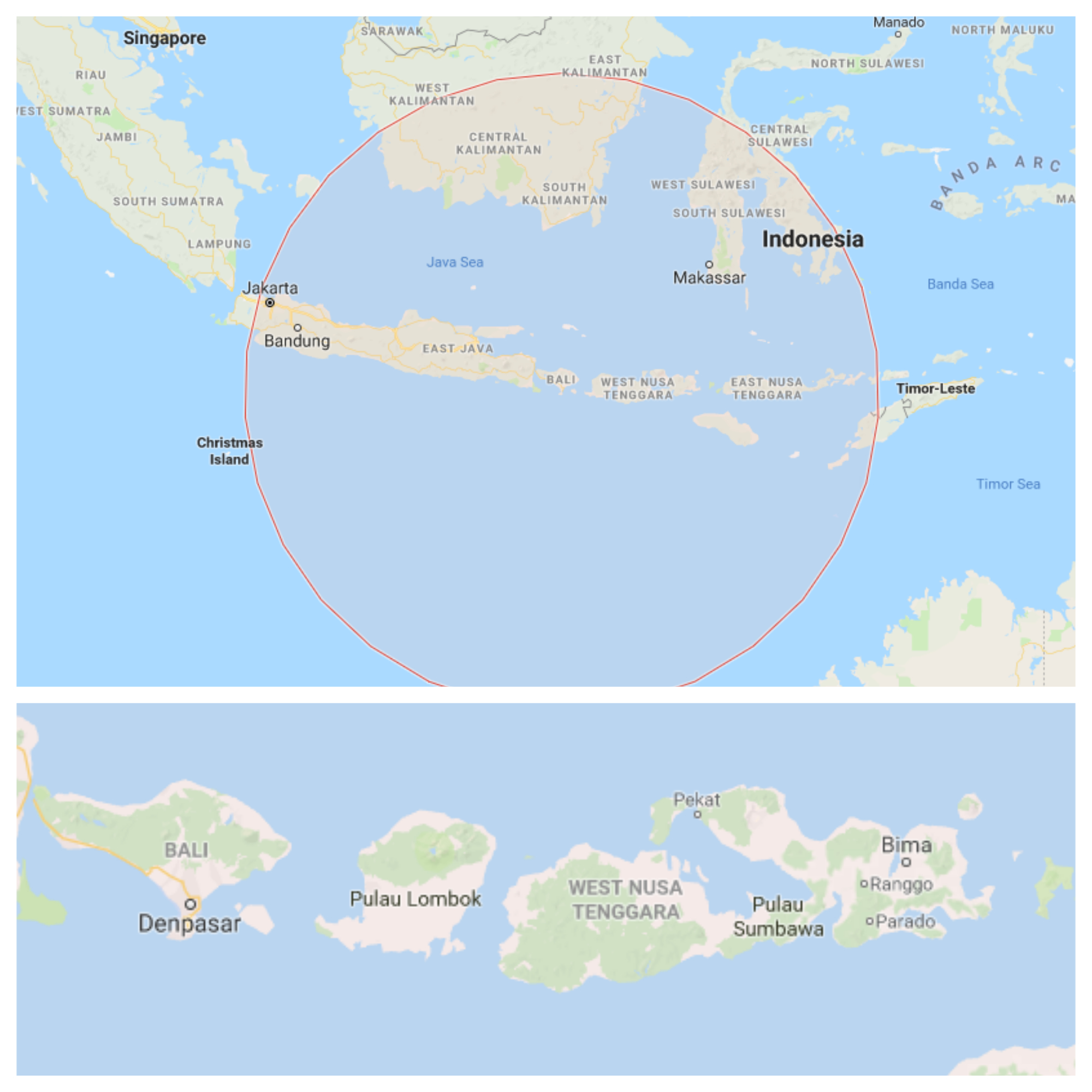 Third Strong Earthquake Hits Indonesian Islands | Voice of America ...