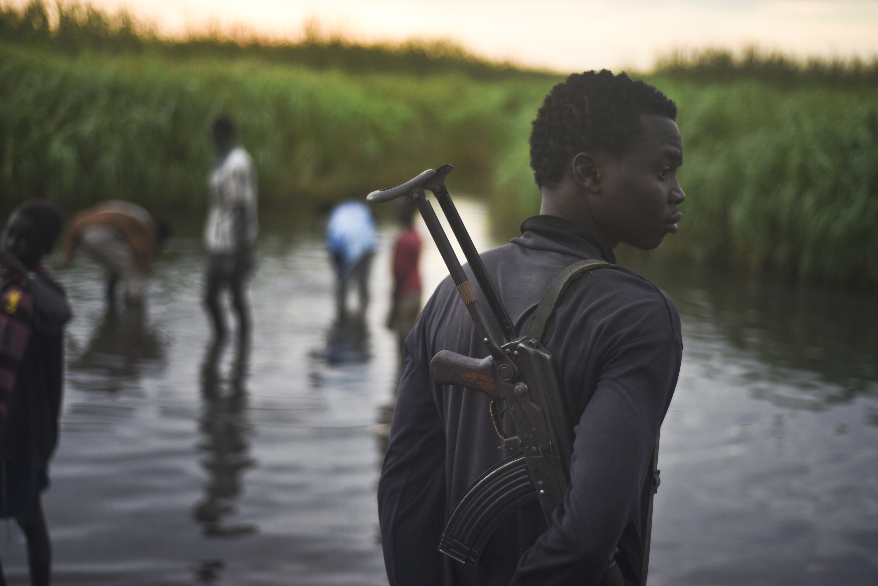 South Sudan Stranded Families