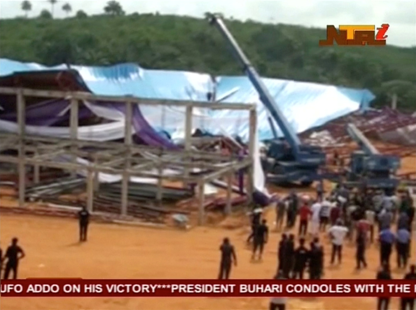 More Than 100 Killed in Roof Collapse at Nigerian Church - VOA News