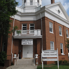 The courthouse featured in the book is now a Mockingbird Museum.