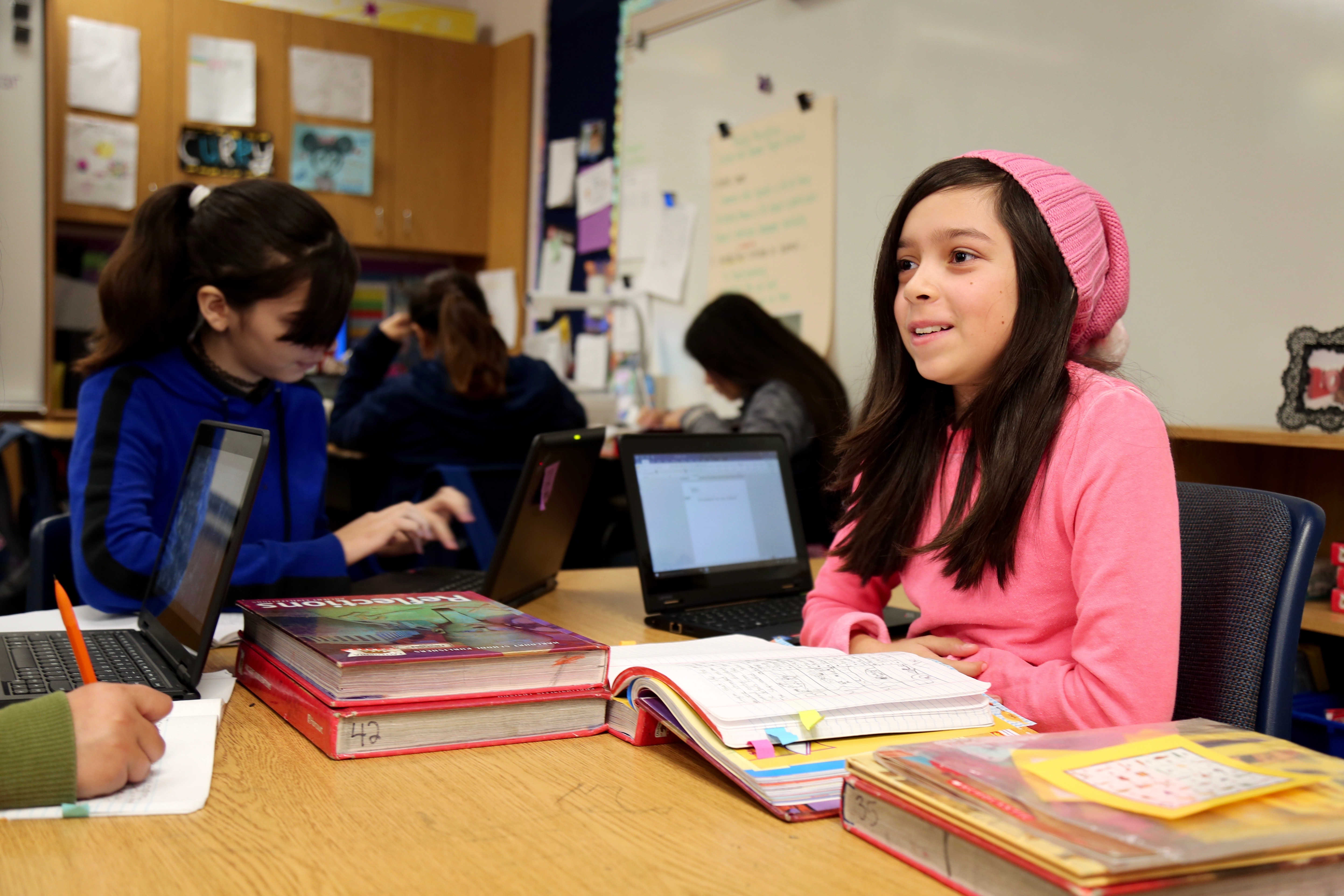 Only One Fourth Grader At California >> Multicultural Kids In Safe Haven School District Learn From Each