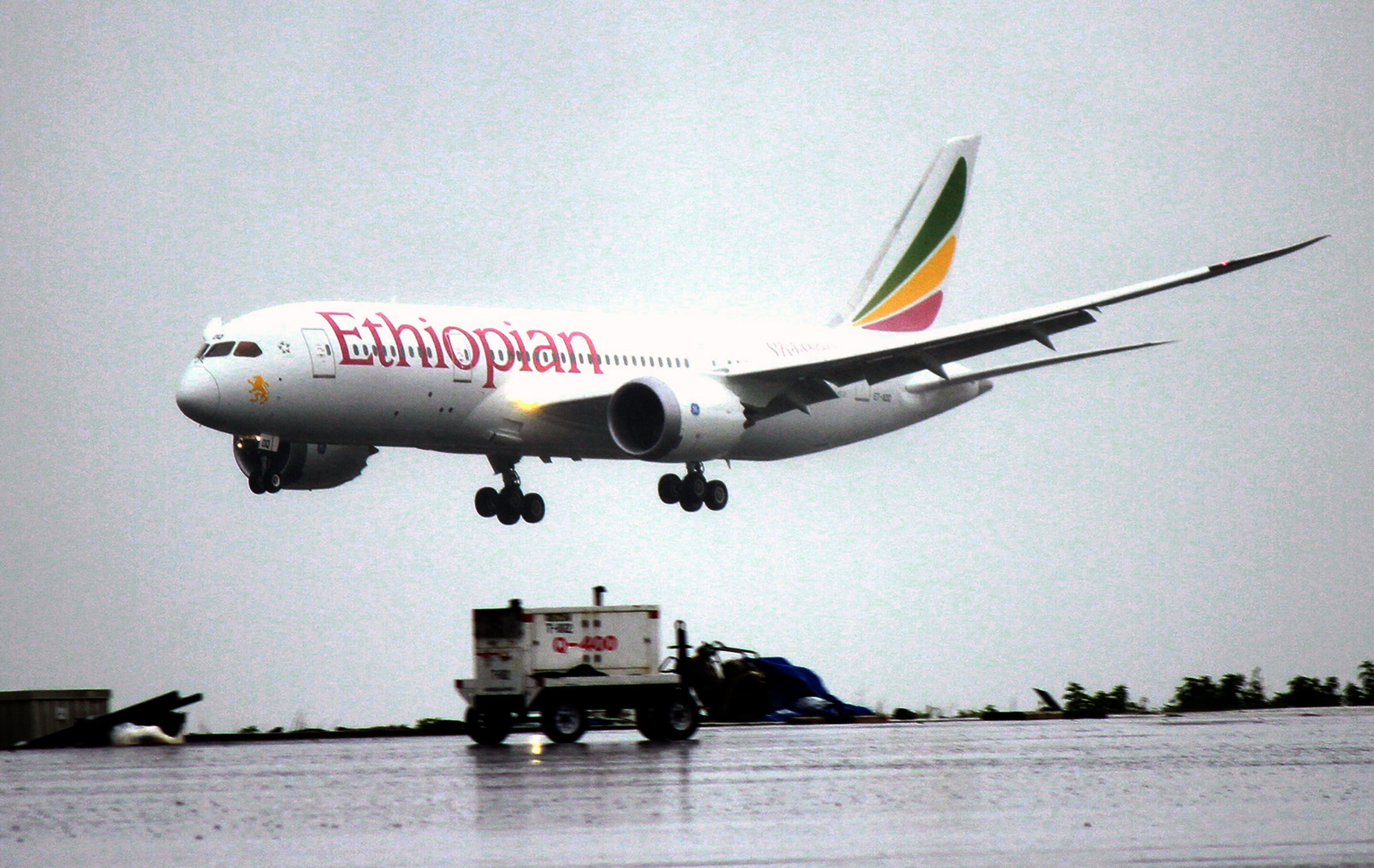 Ethiopian Airlines Resists Pressure to Cancel Flights to China