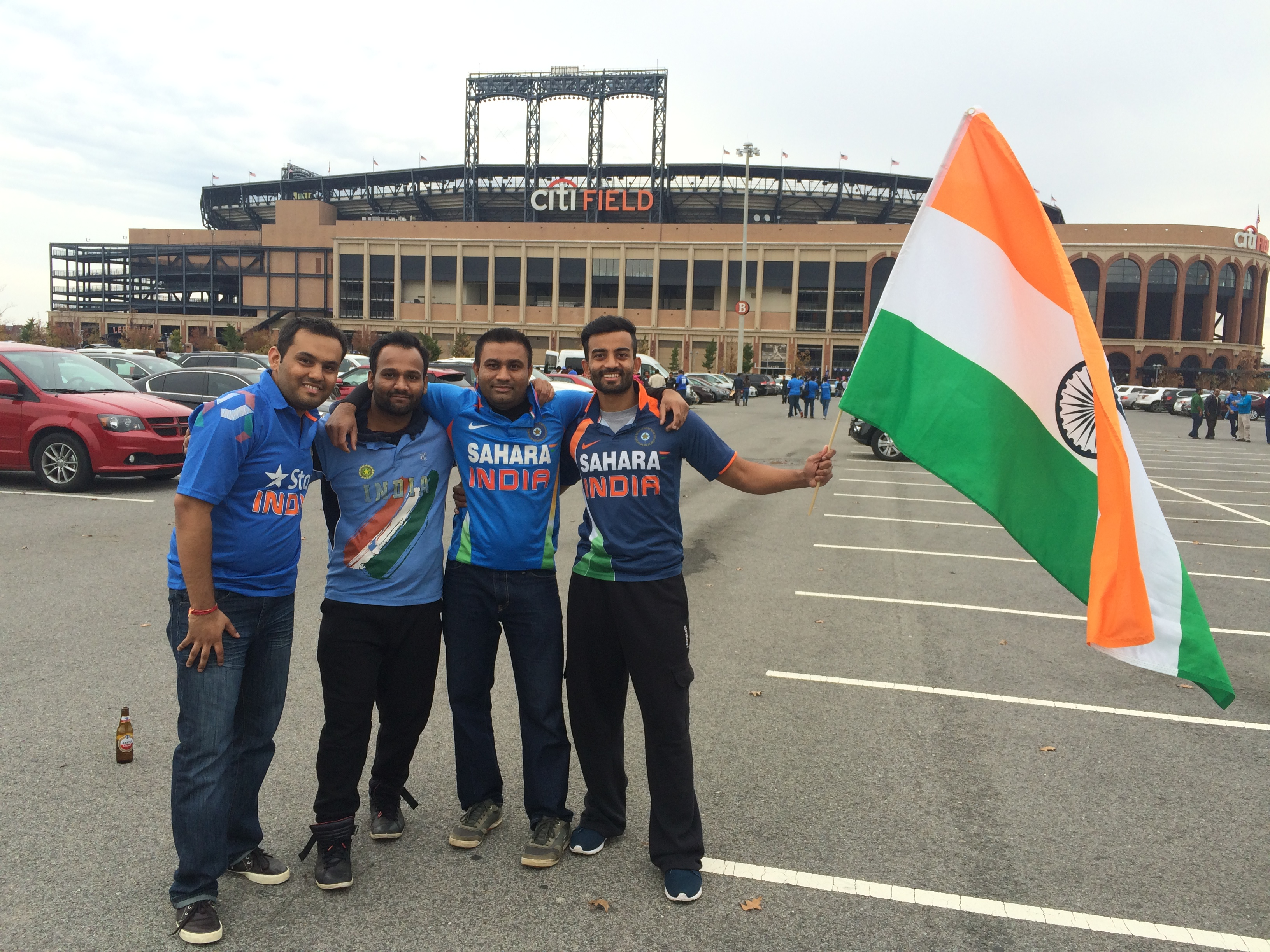 Cricket All Stars- Indian fans
