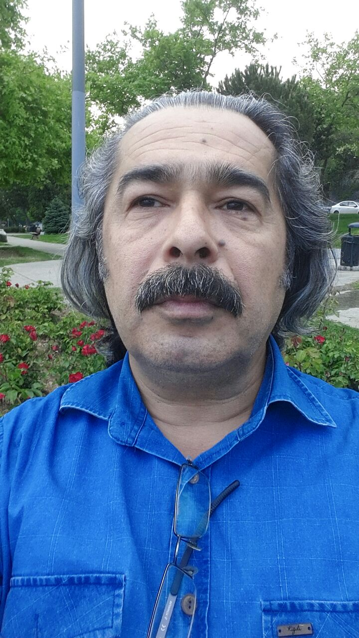 Birol Yilmaz, 51, a mechanical engineer from Istanbul