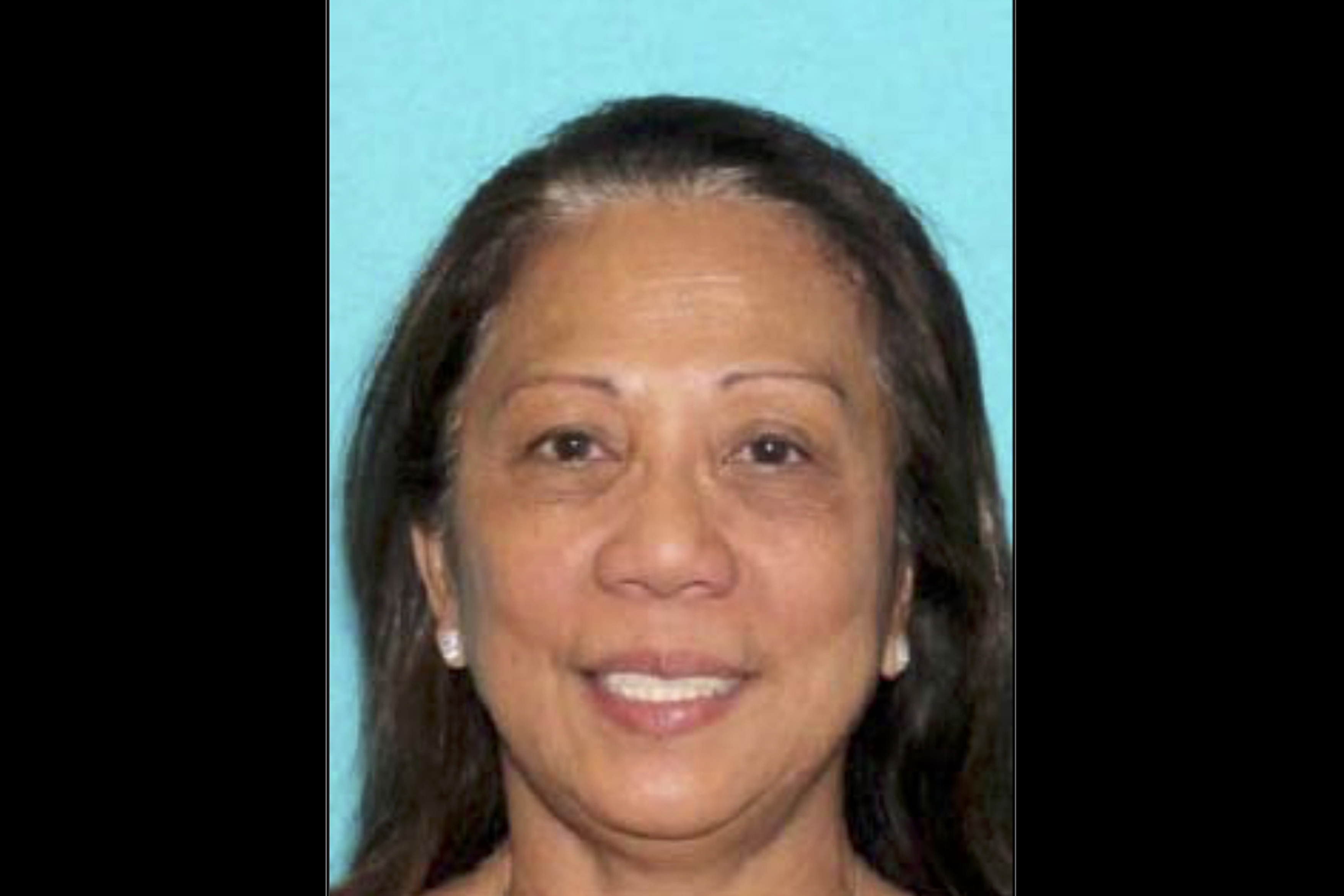 This undated photo provided by the Las Vegas Metropolitan Police Department shows Marilou Danley. Danley, 62, returned to the United States from the Philippines on Oct. 3, 2017, and was met at Los Angeles International Airport by FBI agents, accordin...