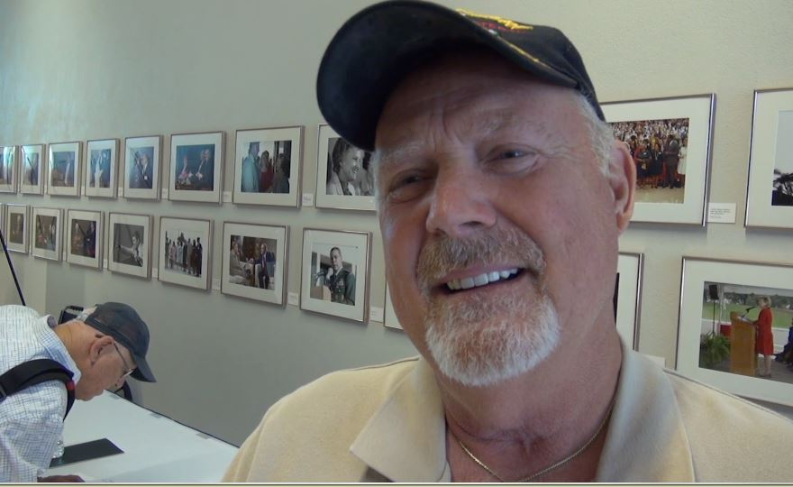 """Vietnam veteran Kerry Orr, who was wounded in 1969, said it was hard to see news reports of the North Vietnamese victory. It is hard """"to think that we lost it because we just didn't want to win it, and I still don't understand why we didn't w..."""