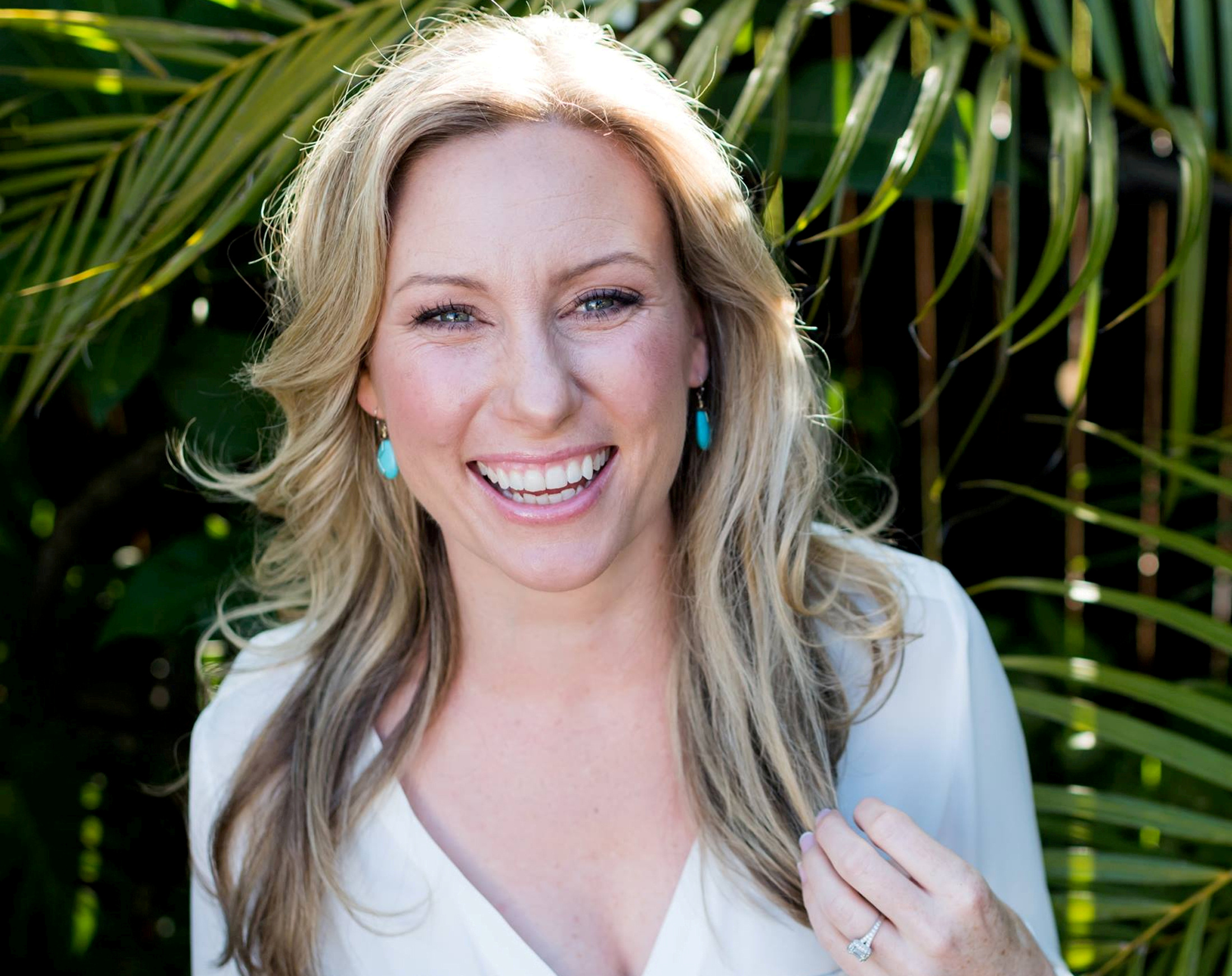 FILE - Justine Damond, also known as Justine Ruszczyk, from Sydney, is seen in this 2015 photo released by Stephen Govel Photography in New York, U.S., on July 17, 2017.
