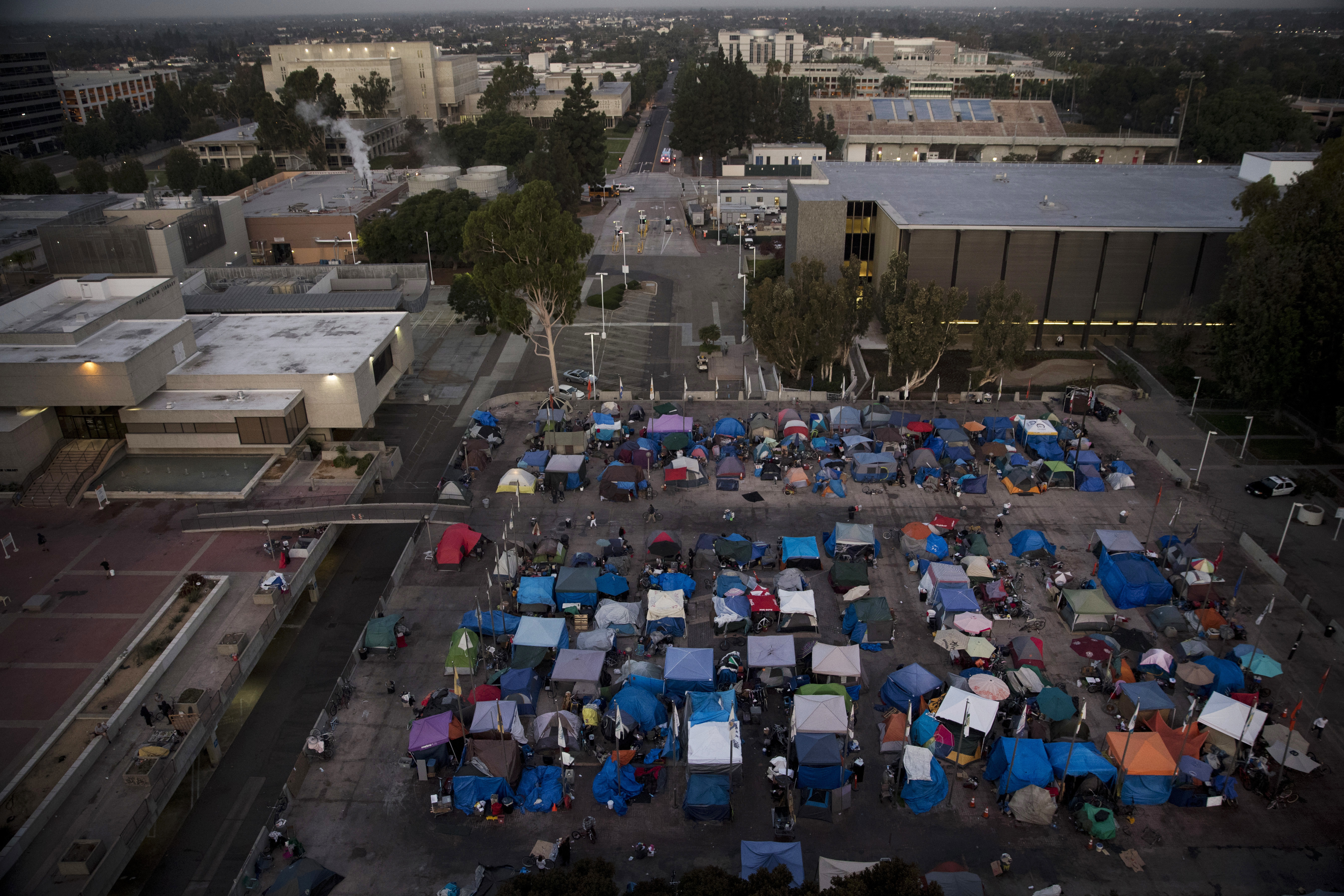 In Silicon Valley, the Homeless Illustrate a Growing Divide | Voice