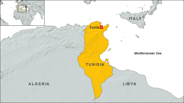 Ministry: Tunisia Security Forces Kill Two 'Terrorists'