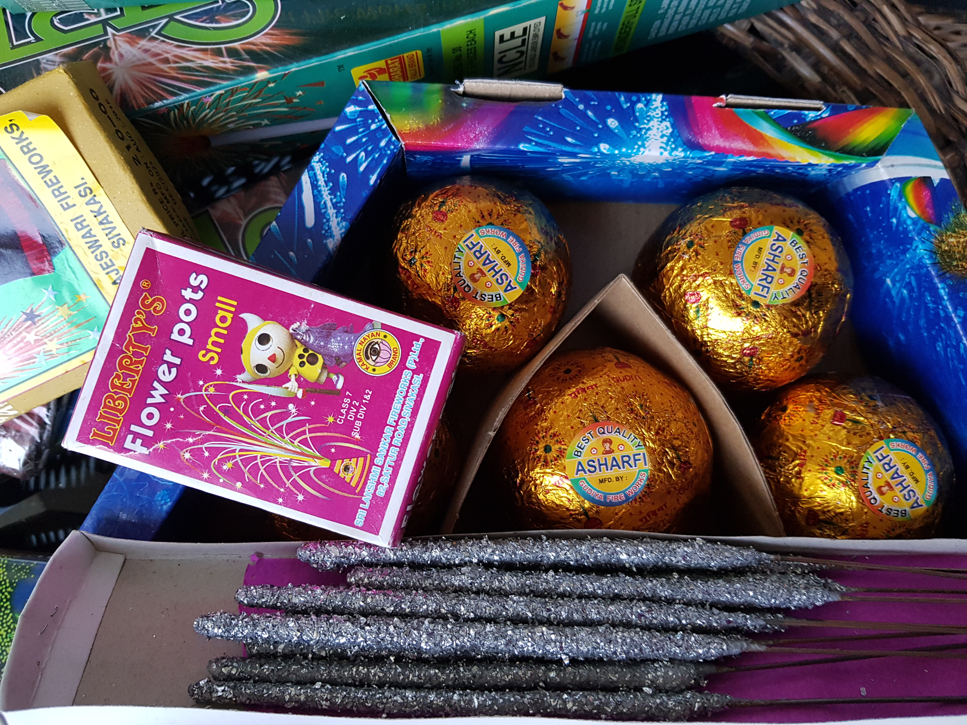 "India's top court has allowed the sale of ""green"" firecrackers but no one is sure whether those available in markets comply."