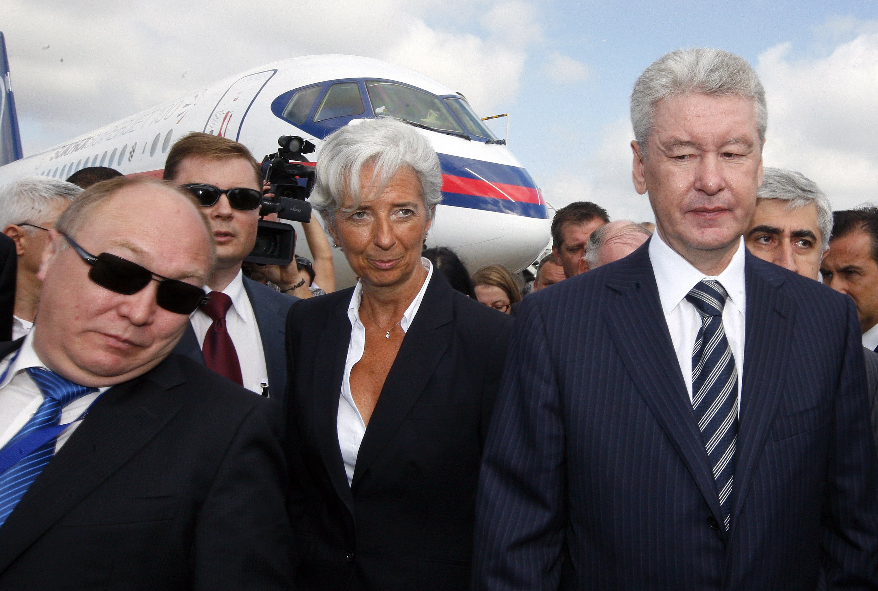 """FILE - Moscow Mayor Sergey Sobyanin thinks that """"without Britain, the EU will have no one so zealously upholding Russia sanctions."""""""
