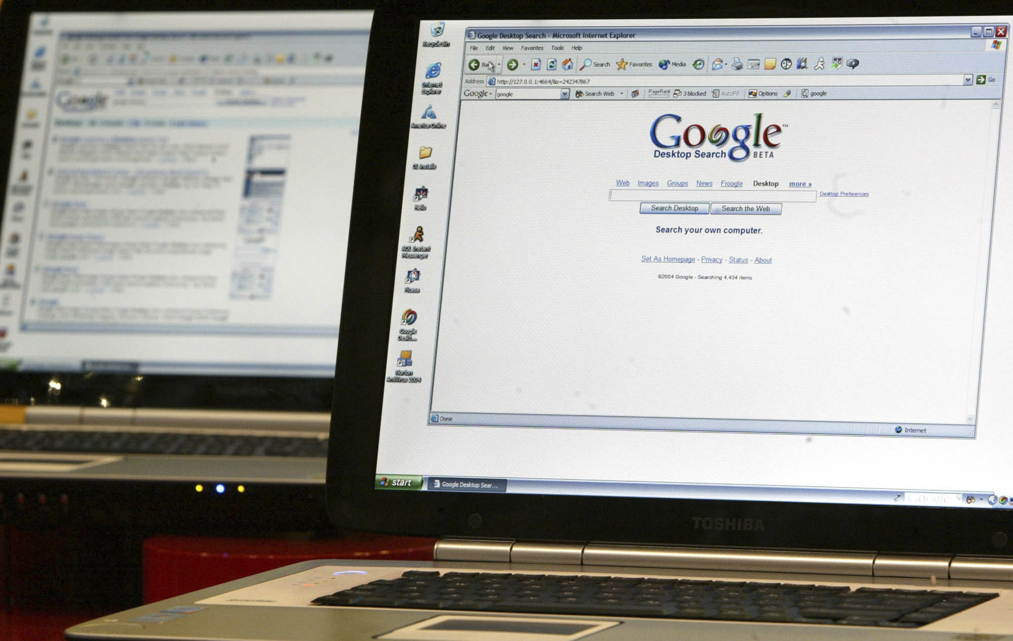 Hackers Pick Up Clues From Google's Internet Indexing