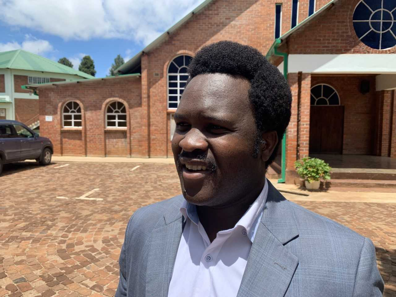 Roman Catholic Priest Cloudy Maganga is trying to reduce substance abuse among youths by keeping them busy and offering counseling.
