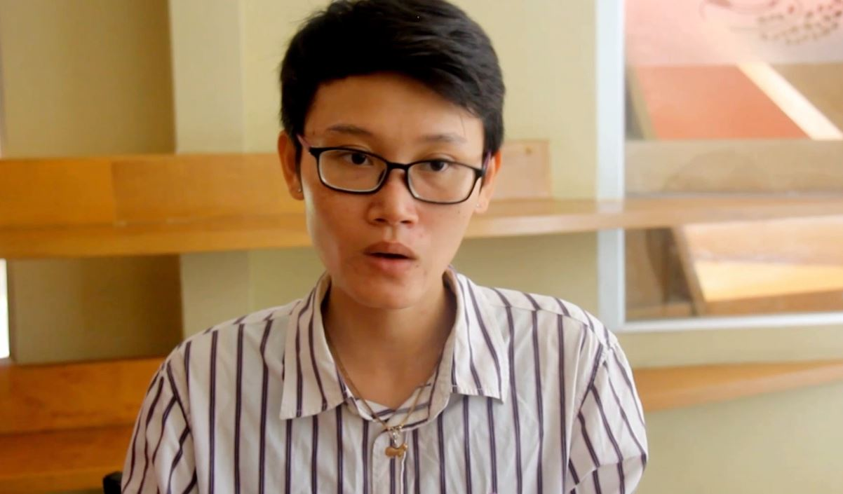 Q Cambodia is also marketed for people like Long Malen, a lesbian and senior at the university majoring in law, who had a tough time with her family once they discovered her sexual orientation.