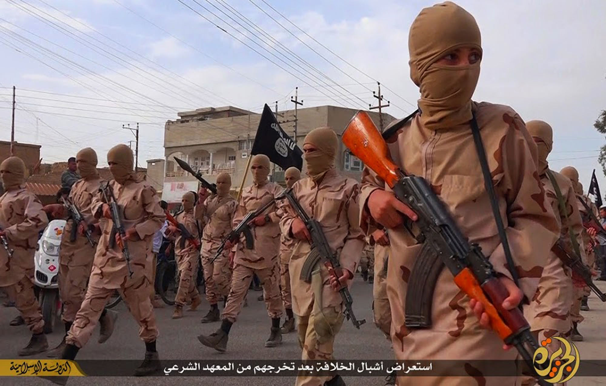 Steeped in Martyrdom, Cubs of the Caliphate Groomed as