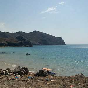 Despite Aden's beach views, and warm climate, foreign tourists are rare these days and the local economy is reeling