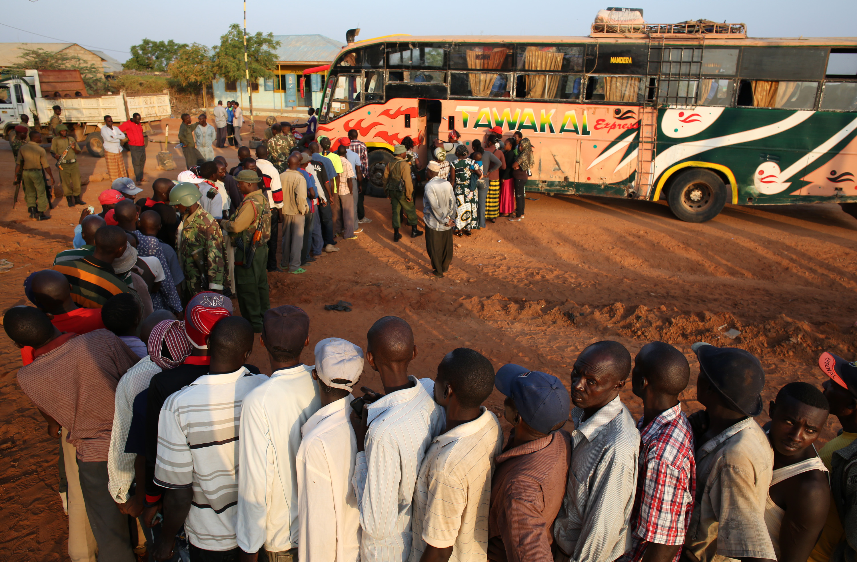 Kenyan Bus Hero Says Won't Change Route After Attack   Voice