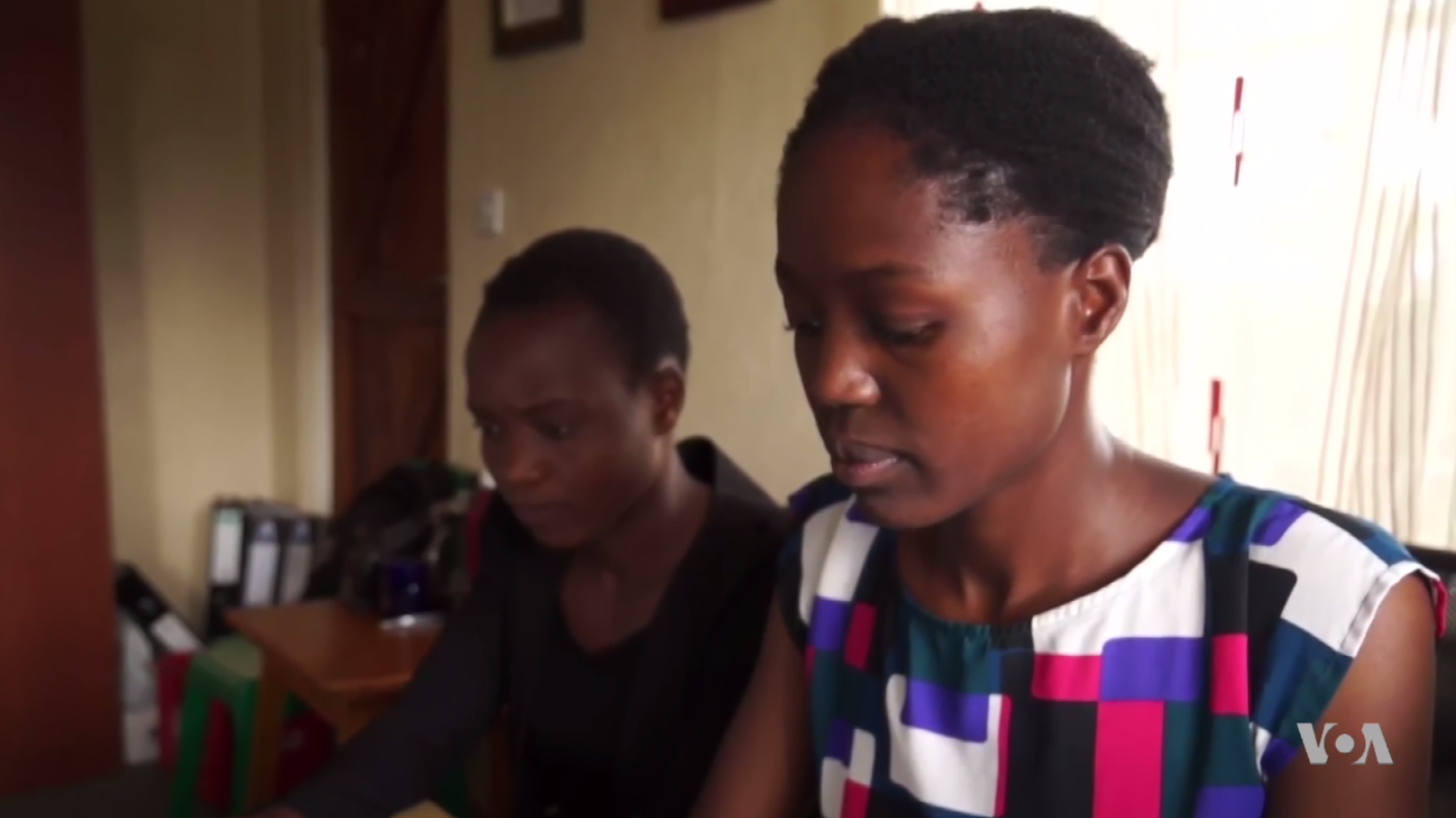 Former APU student Manesi Samuel graduated from a U.S. university and now hopes to create jobs in her village.