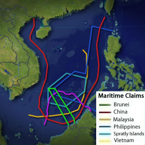 China Irritates Neighbors as Tensions Rise in South China Sea