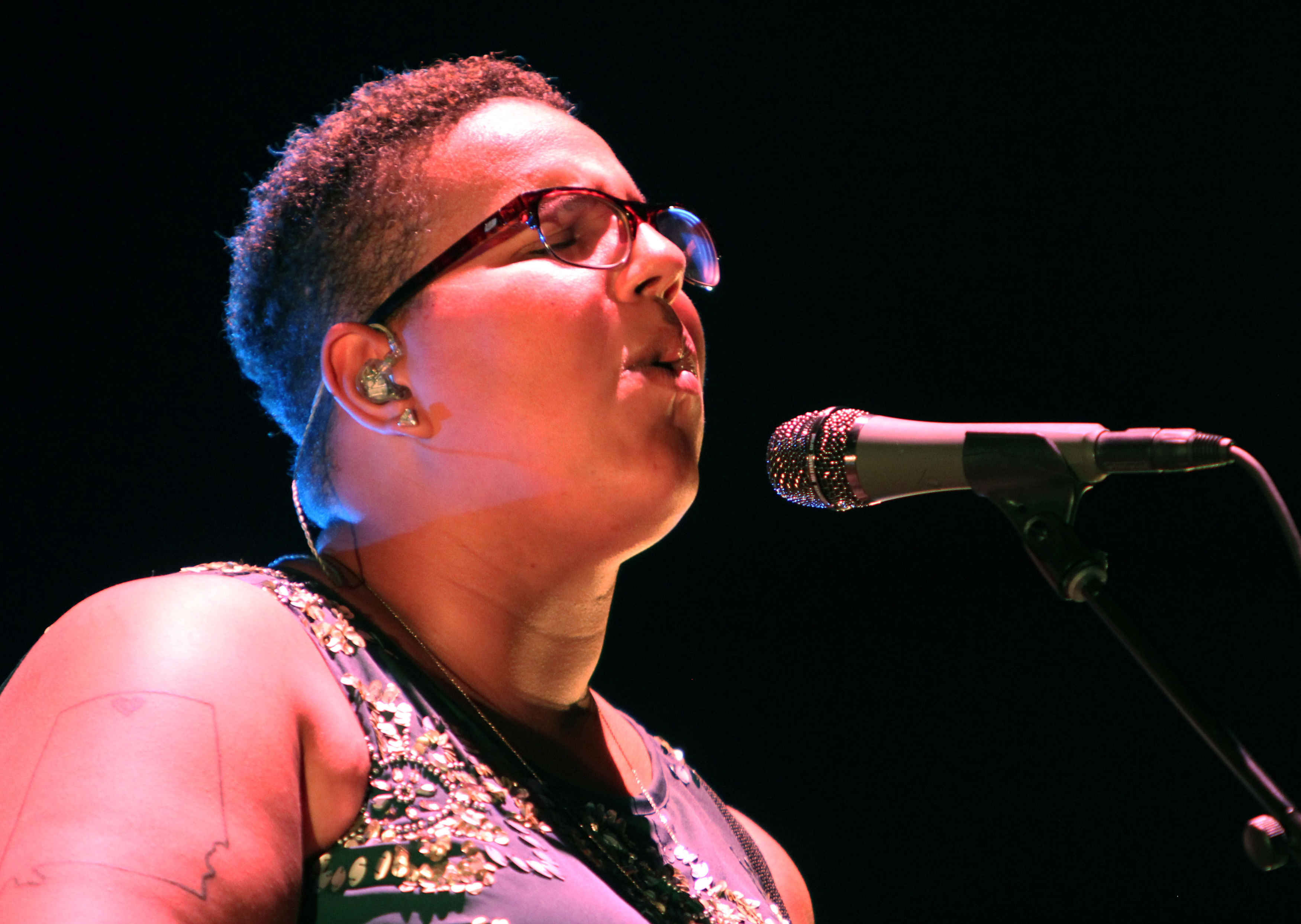 Alabama Shakes Wraps Up Tour Of Southern Soul Voice Of