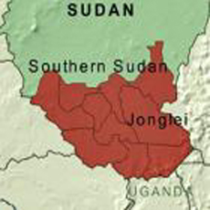 A referendum scheduled for early next year will determine if southern Sudan will become independent