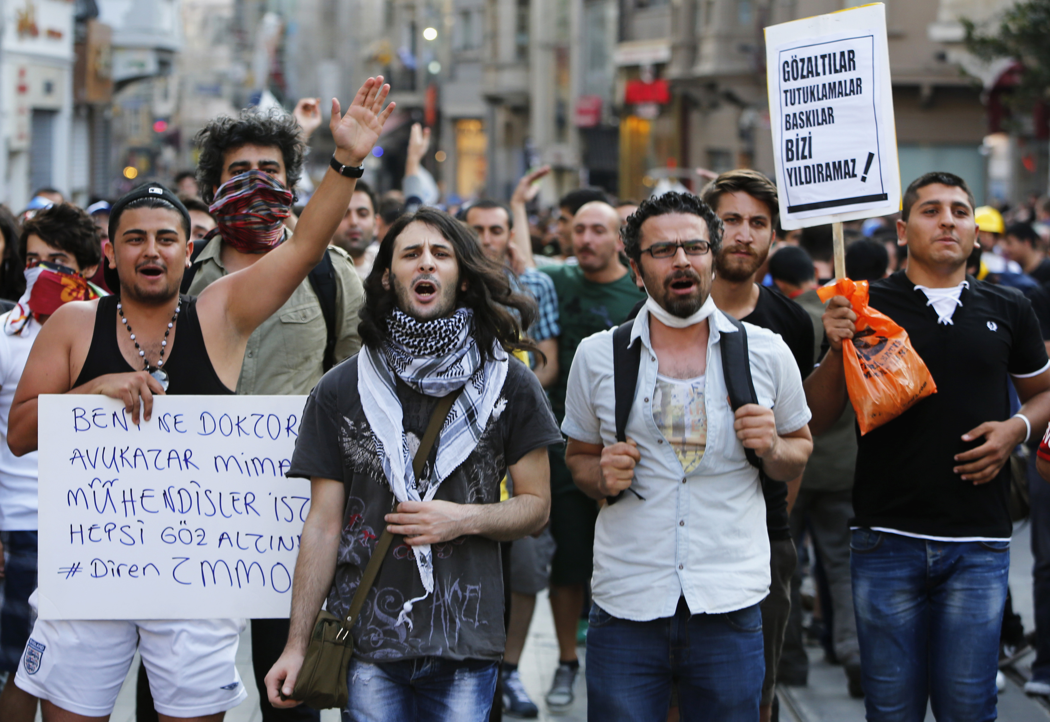 Turkey Revives Ghosts of Gezi Protests as Elections Loom