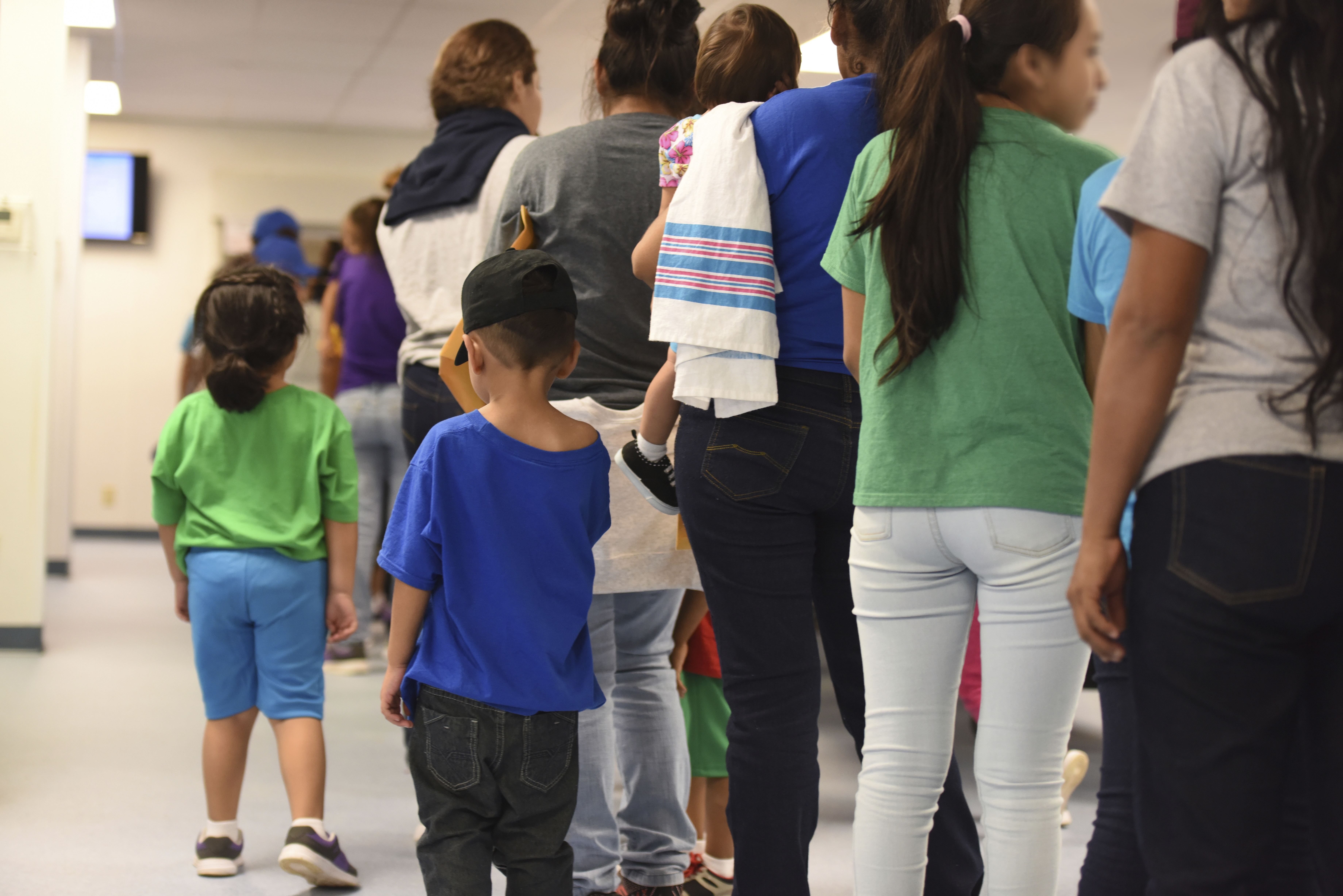 Arrivals at US Southern Border 'Overwhelming the System'