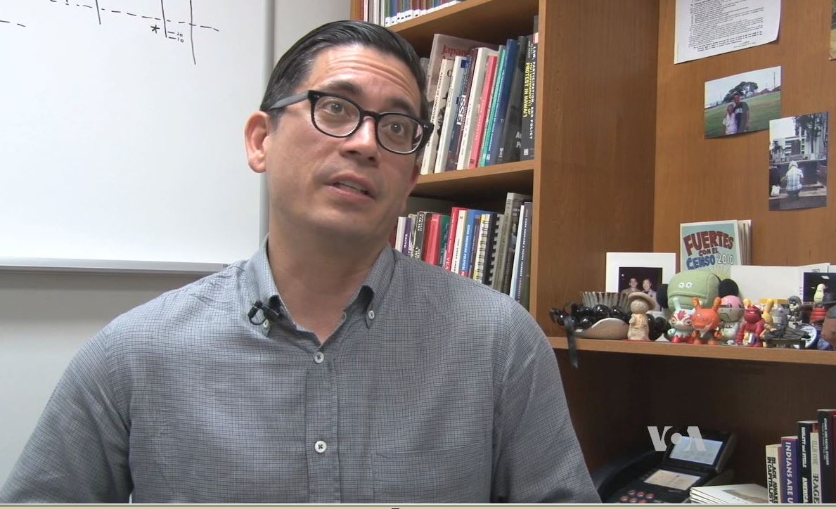Dan Ichinose, a project manager with the group Asian Americans Advancing Justice-Los Angeles, said a growing number of Asian-Americans are becoming politically engaged.