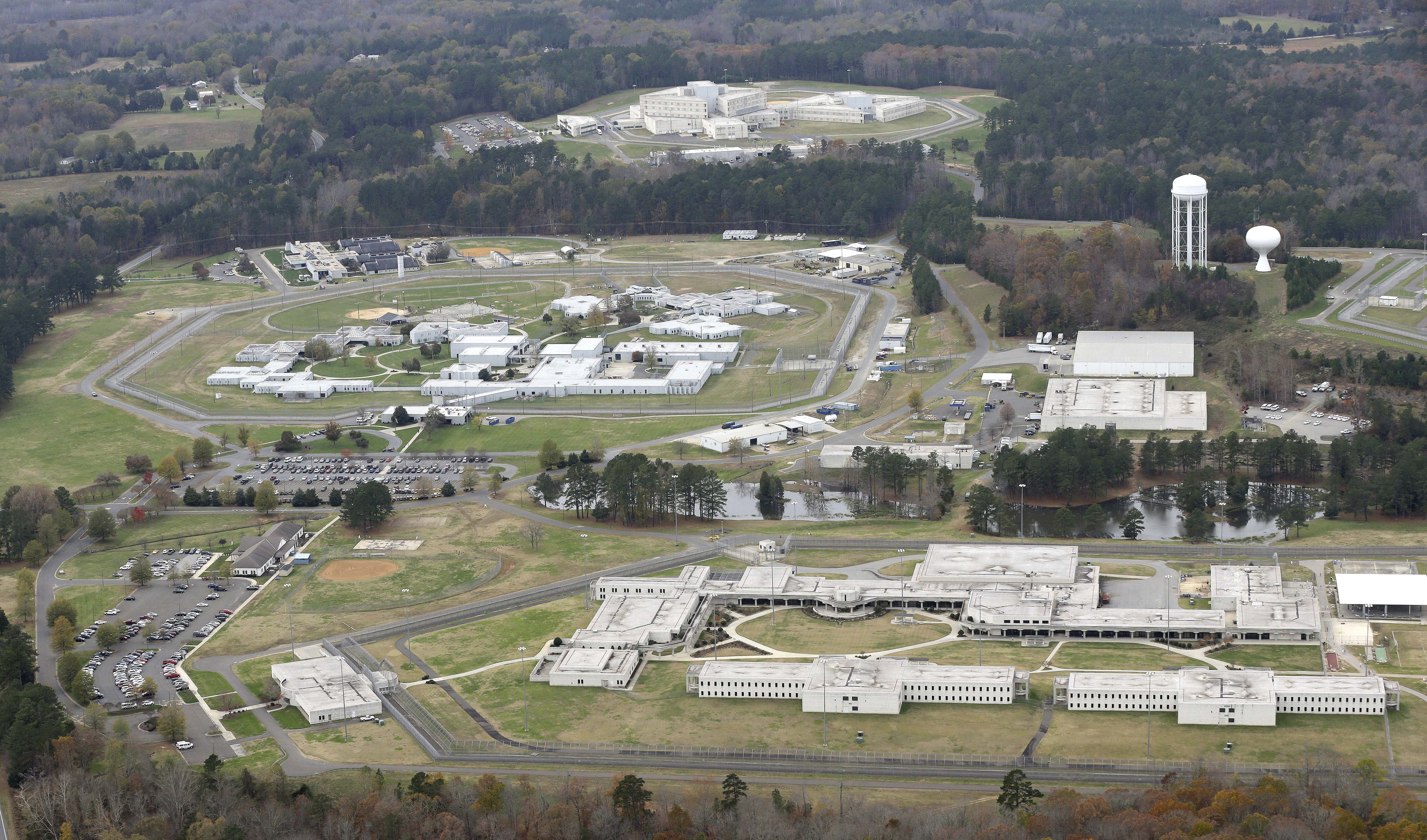 FILE - Jonathan Pollard, the Navy intelligence analyst who was arrested in 1985 for selling secrets to Israel, is scheduled to be released from the Butner Federal Correctional Complex in Butner, N.C., Nov. 20, 2015.