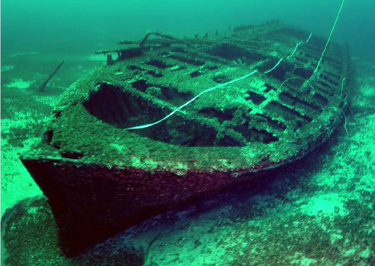 More than 30 shipwrecks have been recorded in the newly designated Wisconsin National Maritime Sanctuary in Lake Michigan.