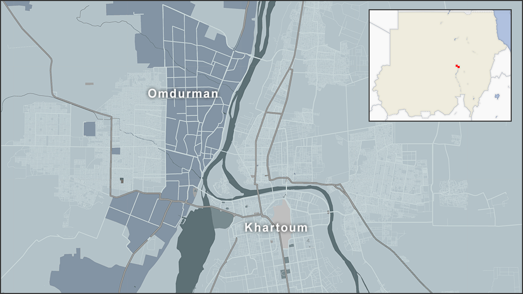 Khartoum and Omdurman
