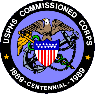 Seal of the U.S. Public Health Service Commissioned Corps