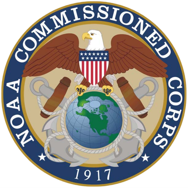Seal of the National Oceanic and Atmospheric Administration Commissioned Corps
