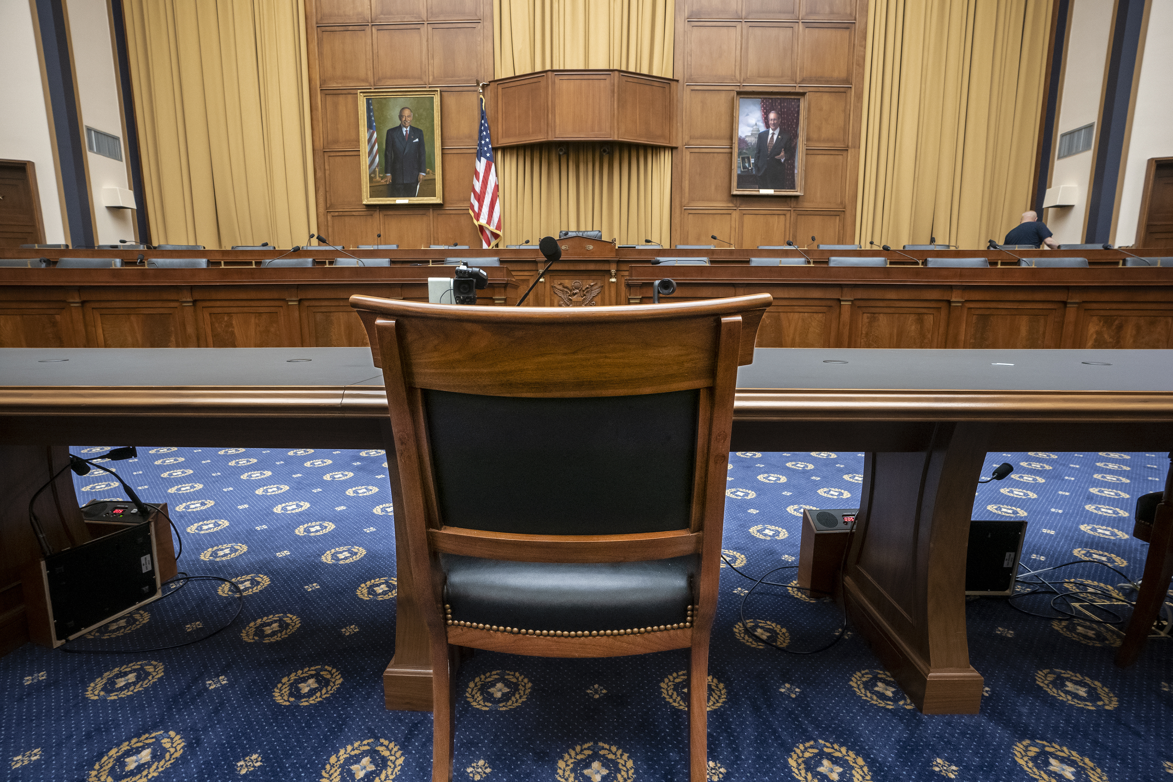The House Judiciary Committee witness chair will be without its witness this morning, Attorney General William Barr, who informed the Democrat-controlled panel he will skip a scheduled hearing on special counsel Robert Mueller's report, May 2, 2019.