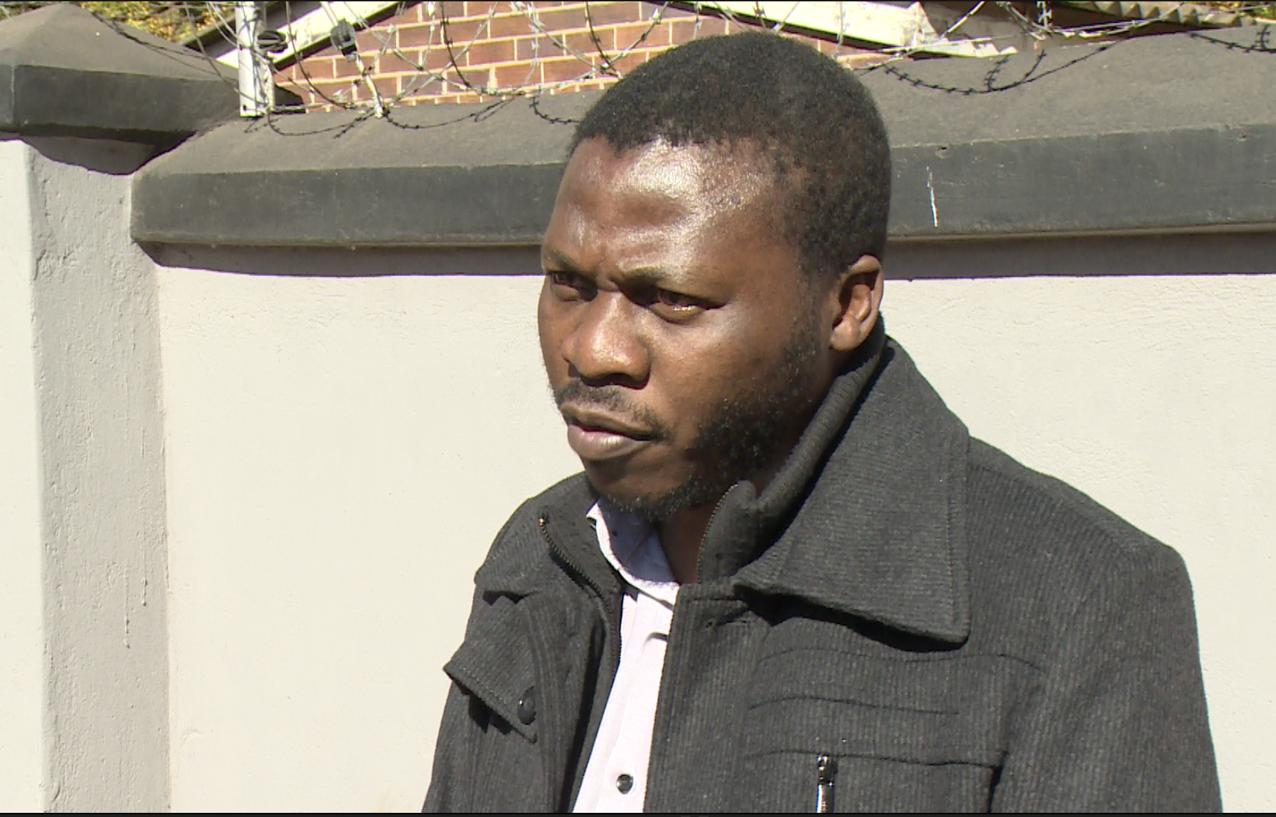 Kumbirai Mafunda from the Zimbabwe Lawyers for Human Rights says is hopeful that the high court will release the activists on bail, June 3, 2019.