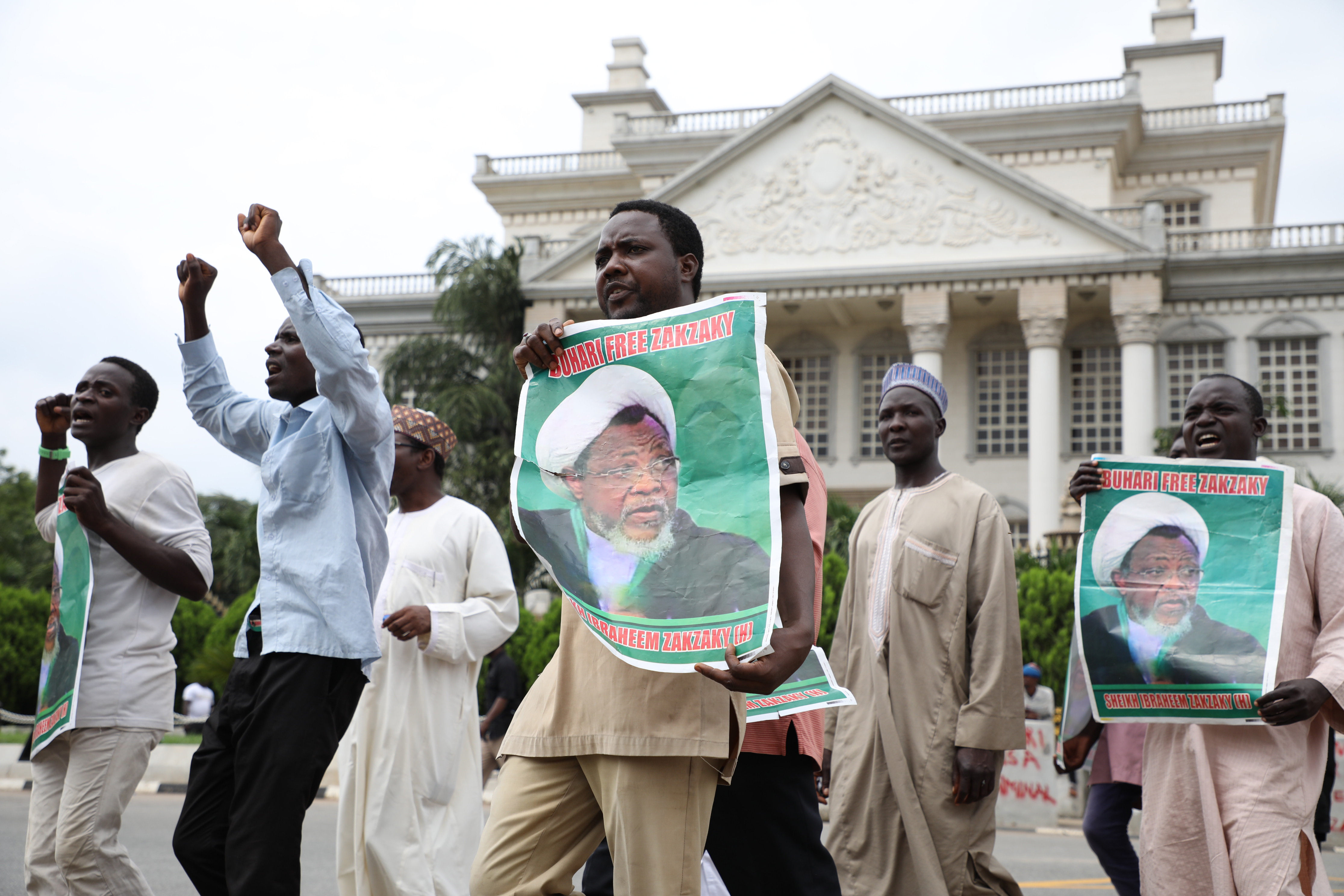 Nigerian Government Accuses Local Shiites of Plotting