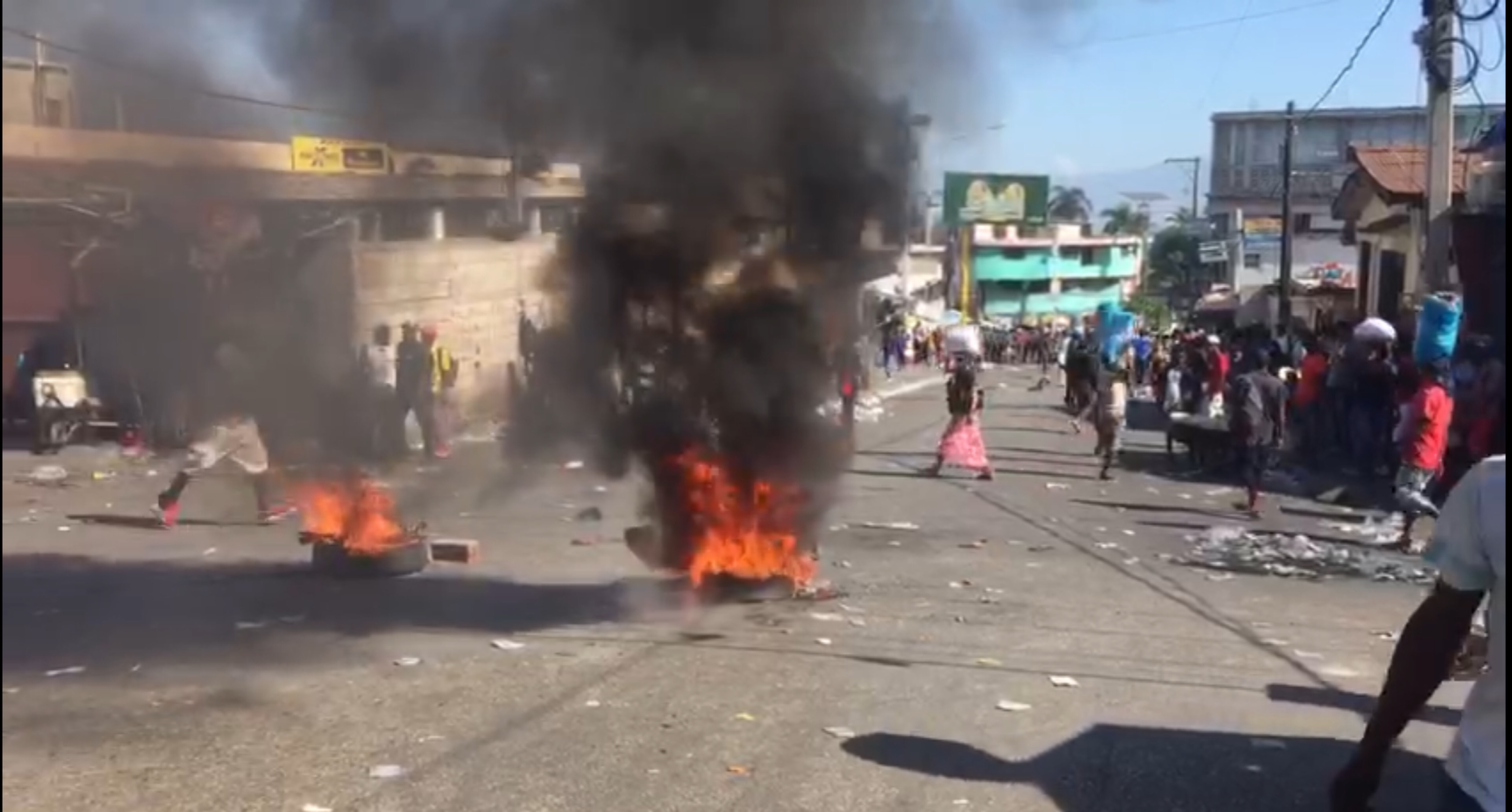 Haiti Braces for Mass Protests Friday
