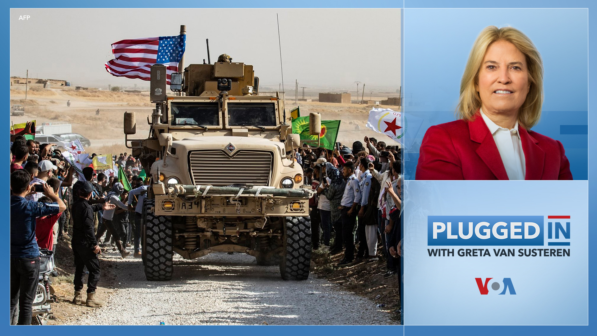 Plugged In-Kurds: The Search for Peace & Stability