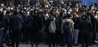 Will the Latest Iran Protests Spark a Popular Uprising?