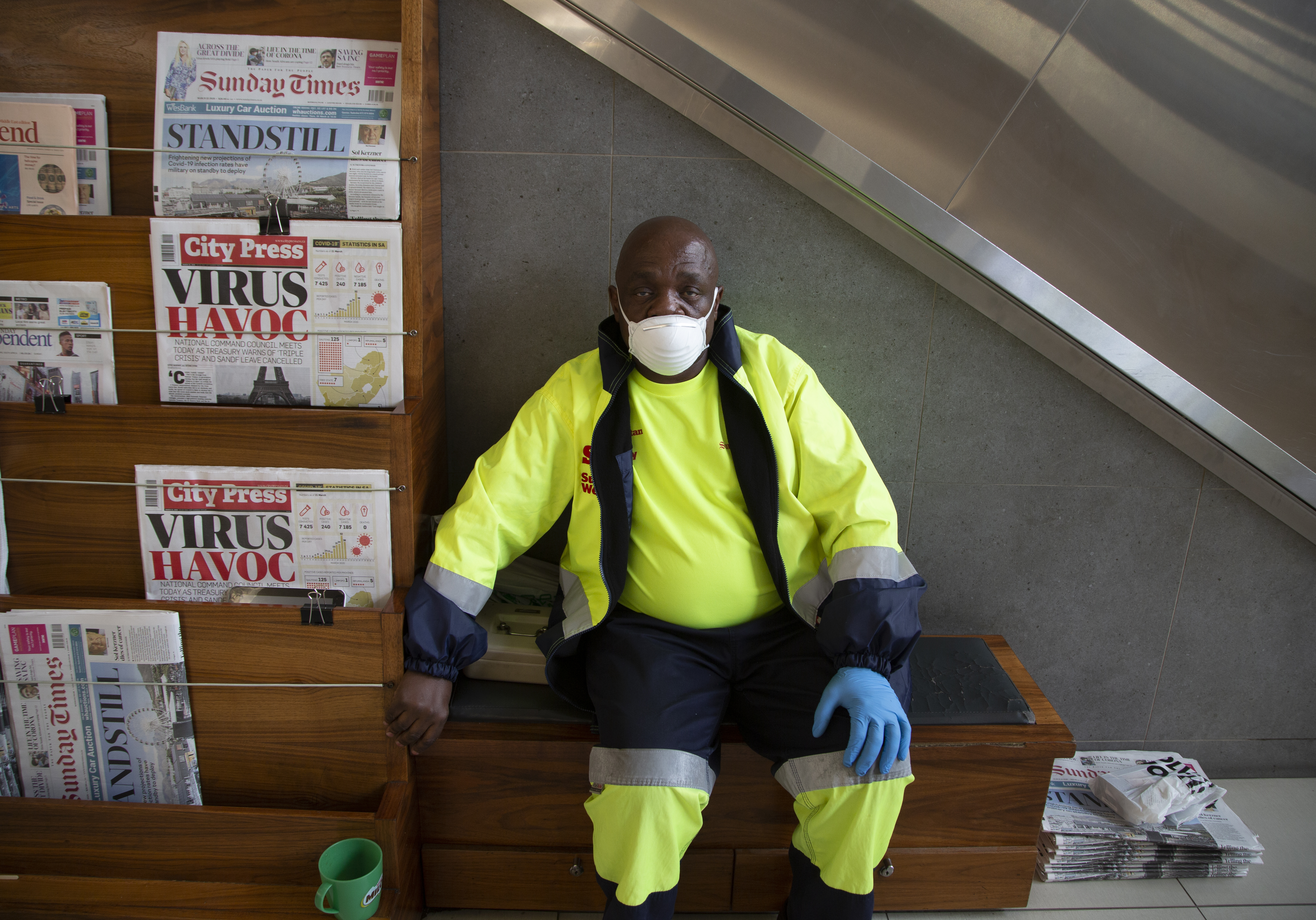 Coronavirus Deals Blow to Newspapers in North Africa