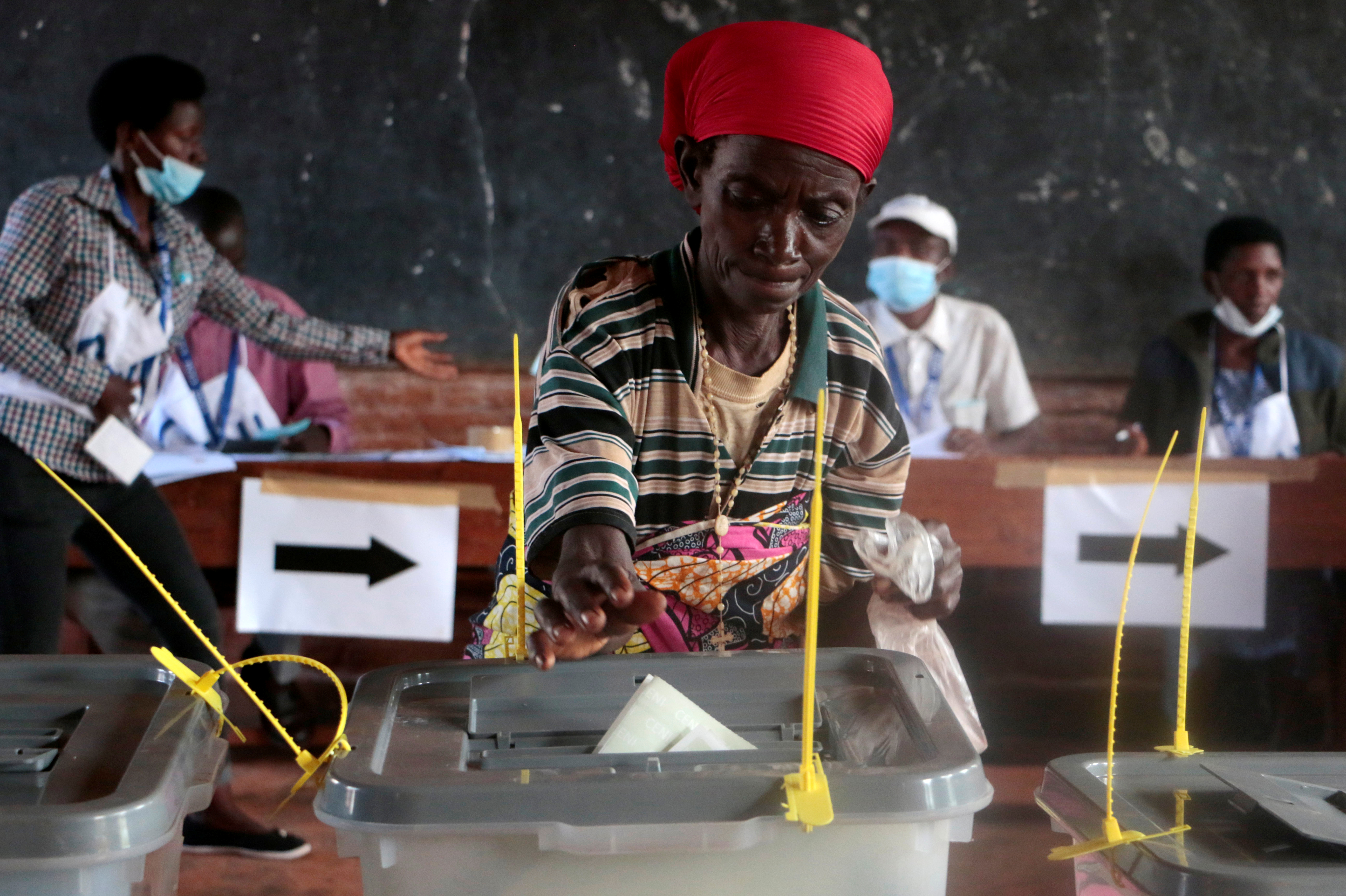 How COVID Is Affecting Elections in Africa