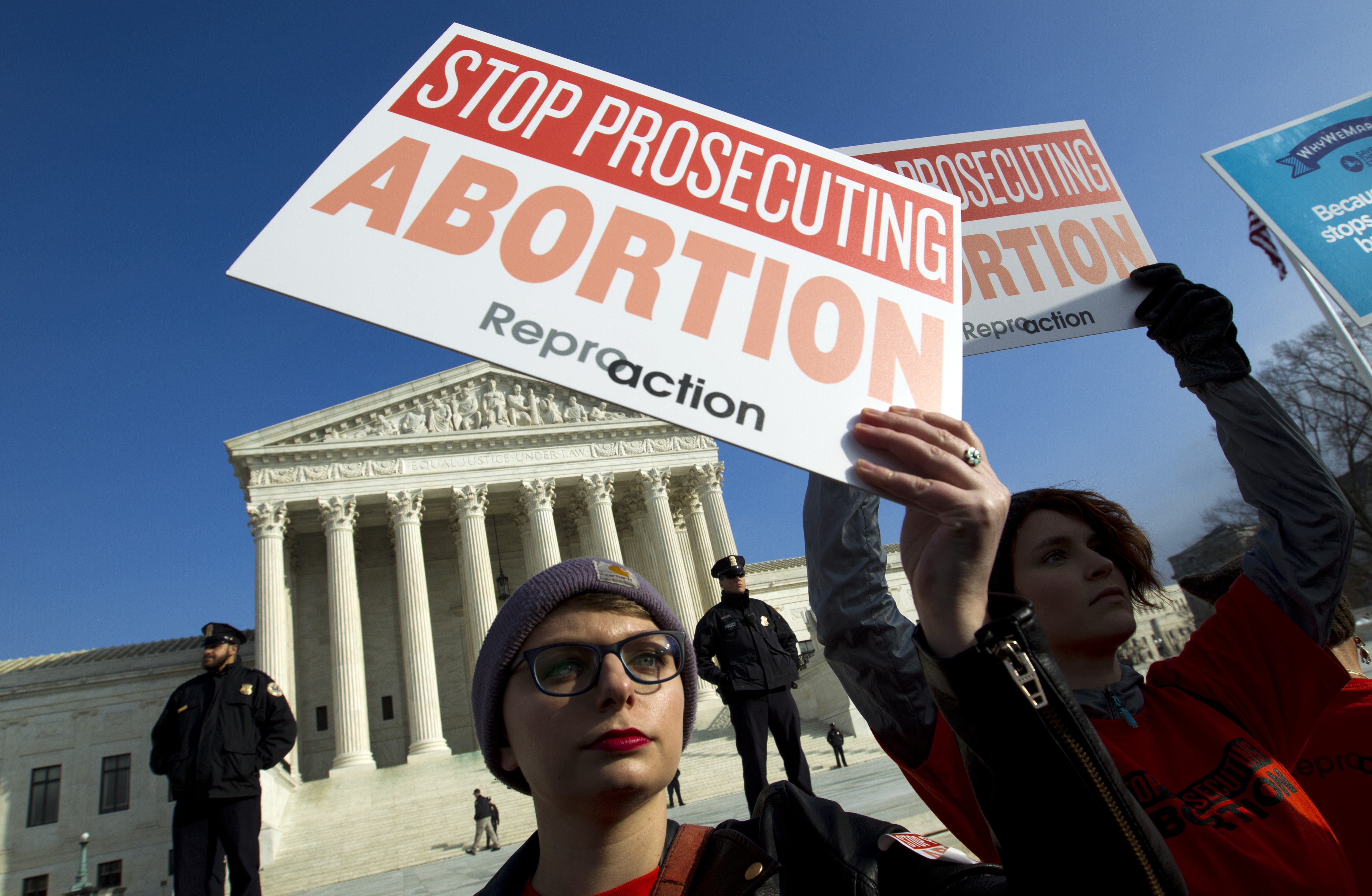 AP: Women Facing Restrictions Seek Abortions Out of State