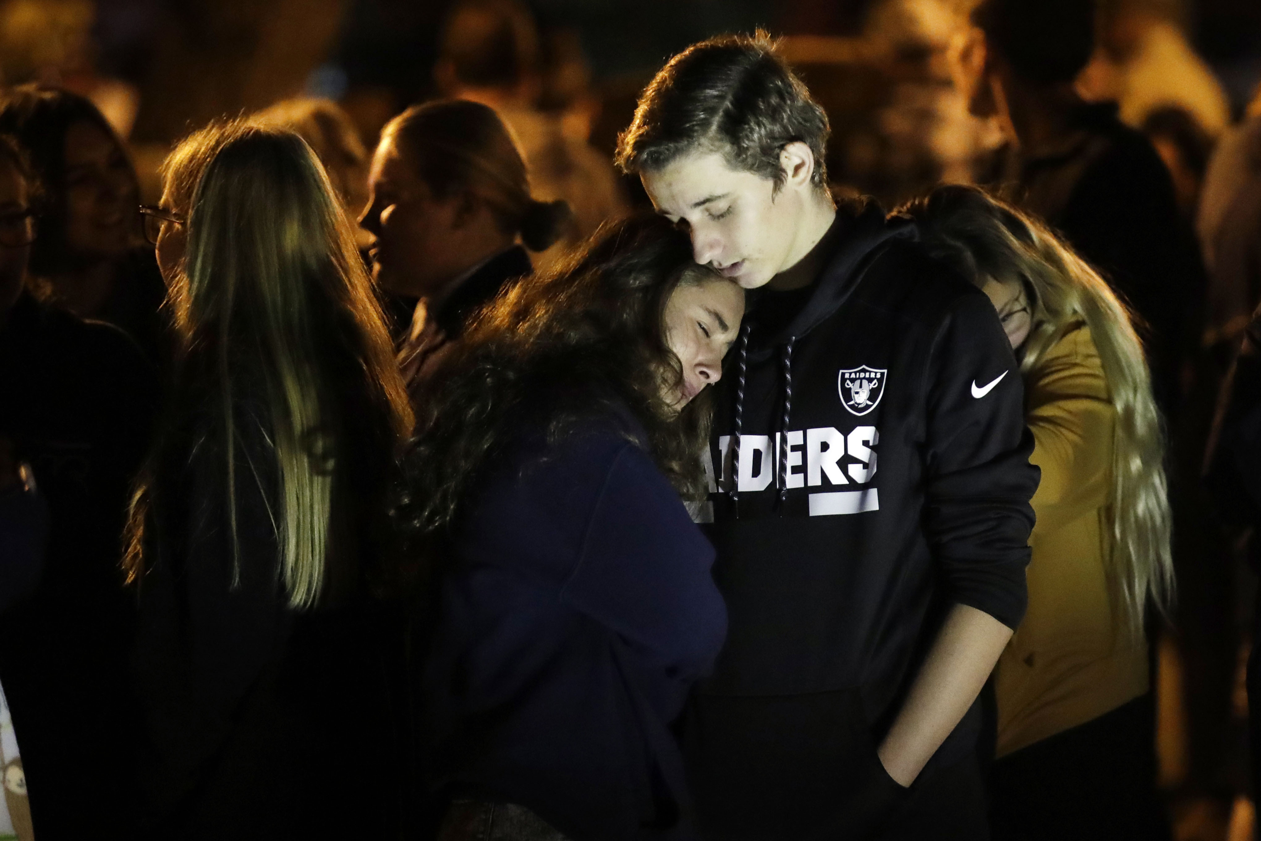Teen in California School Shooting Killed 2,...