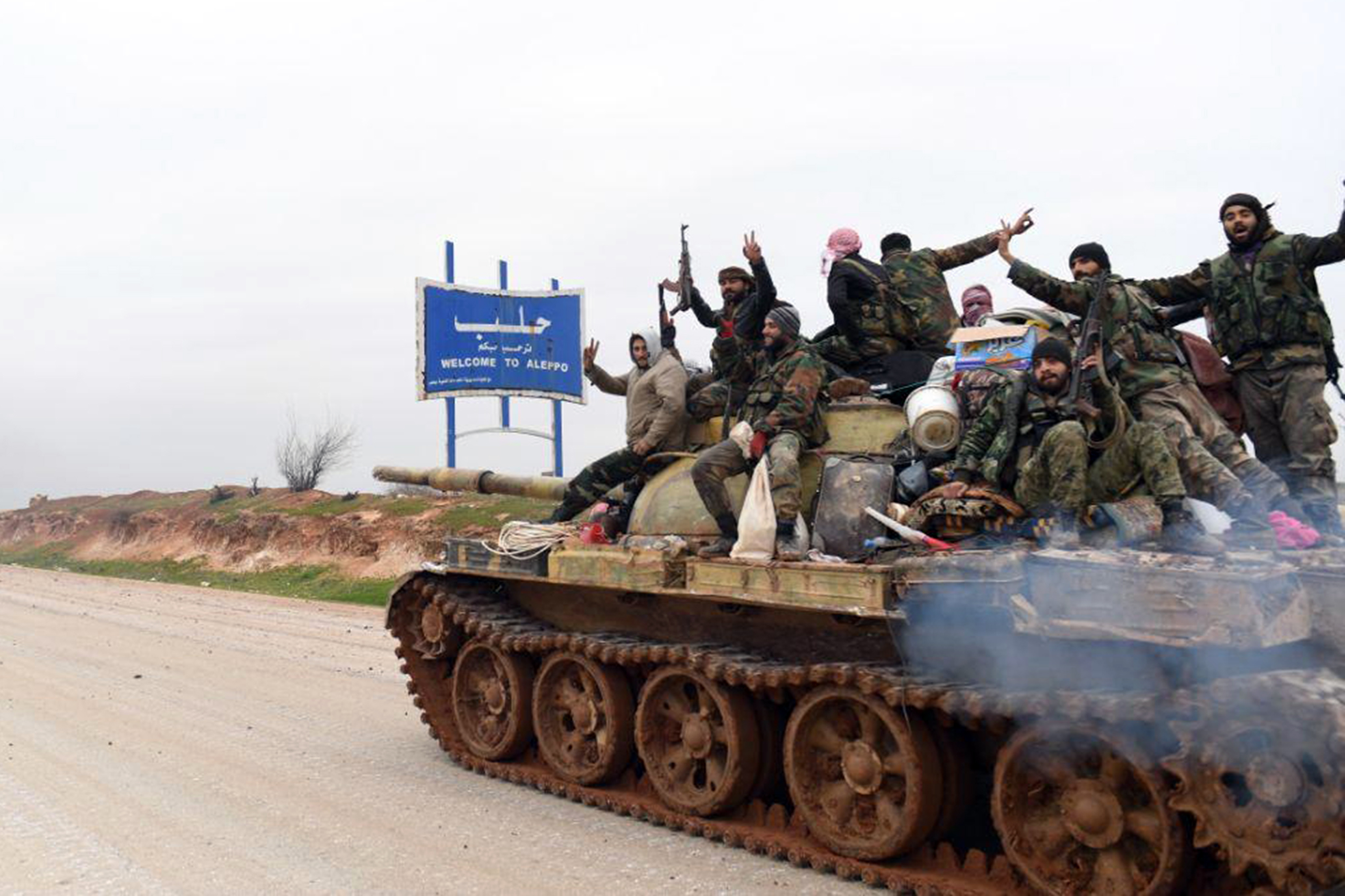 Why Syrias M5 is Assads Highway to...