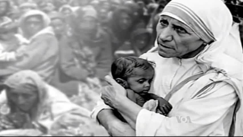 Pope Francis to Canonize Mother Teresa | Voice of America - English