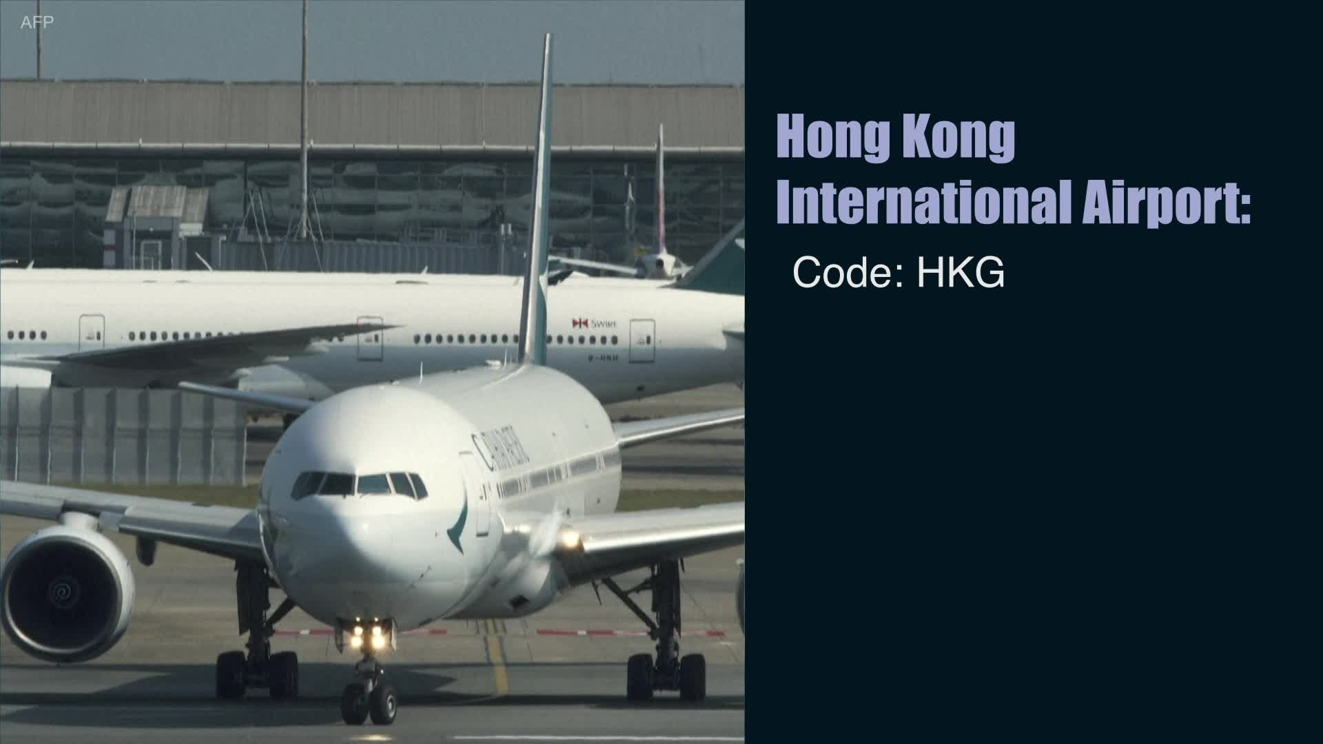 Explainer: Hong Kong Airport