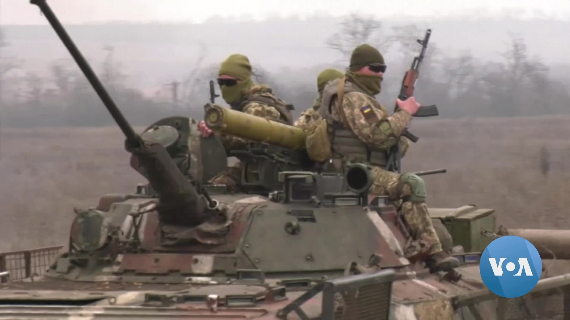Top Diplomats, Experts: US Support Essential to Ukraine's Fight Against Russia