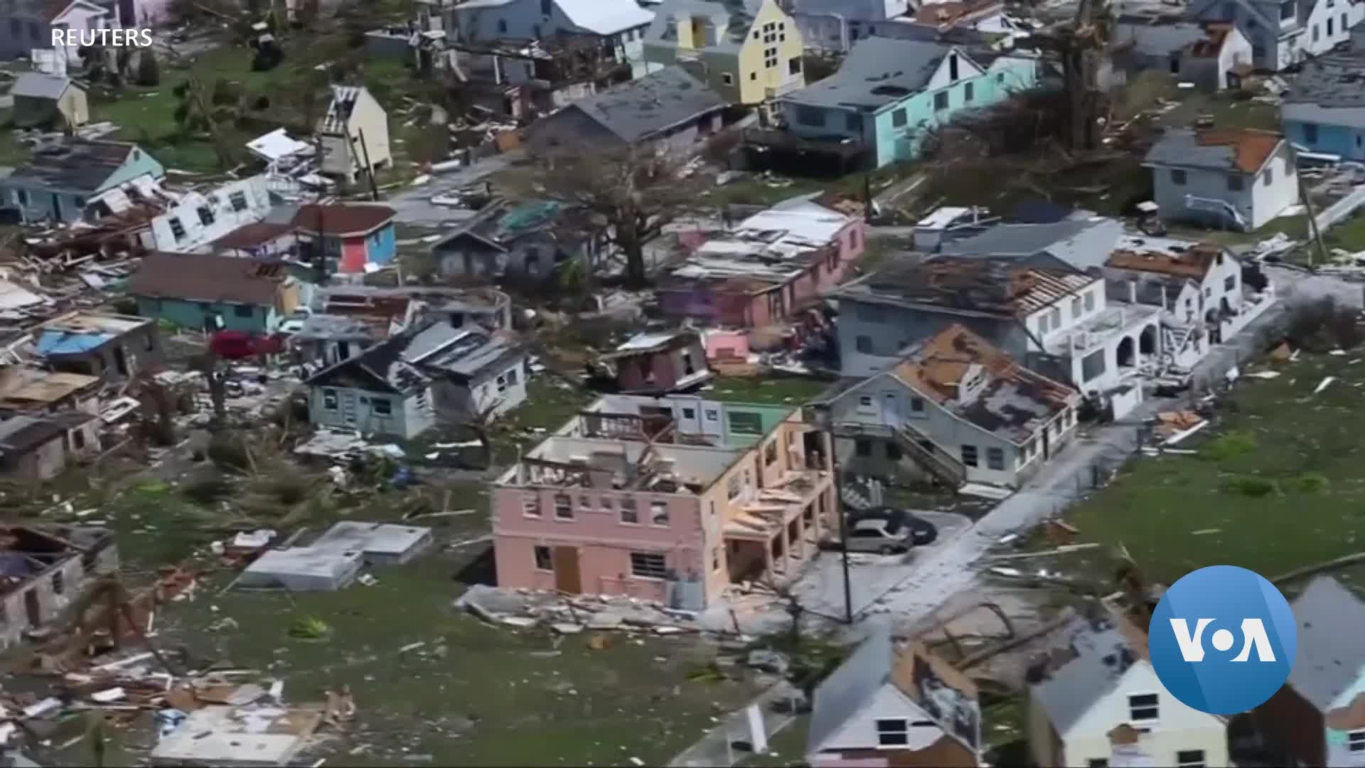 Relief and Aid Organizations Focus on Battered Bahamas