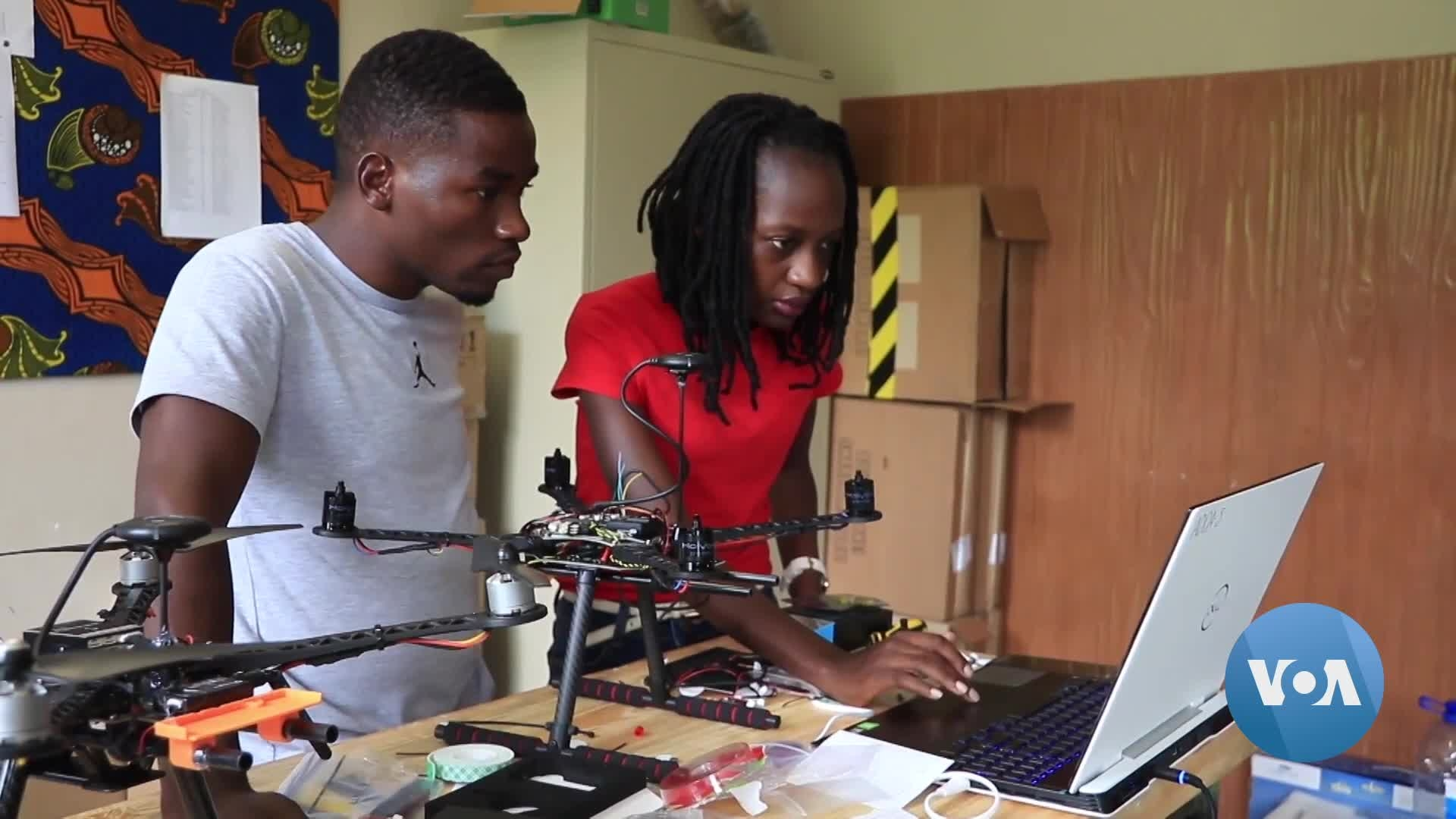 Malawi Hosts Africa's First Drone Academy