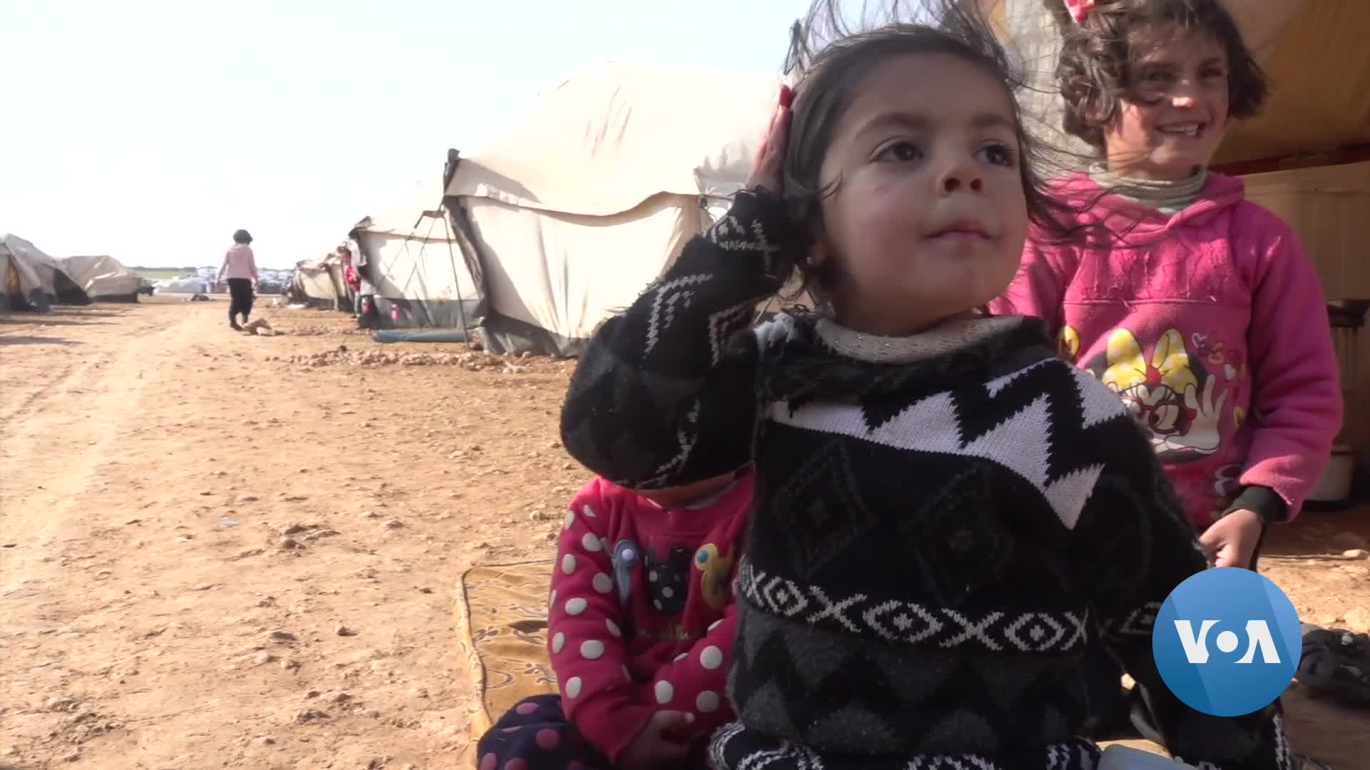 Syrian Aid Groups Brace for Wider Displacement Crisis